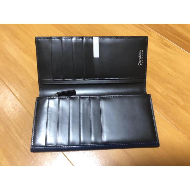 Calvin Klein(カルバンクライン)のカルバンクライン☆長財布 メンズのファッション小物(長財布)の商品写真