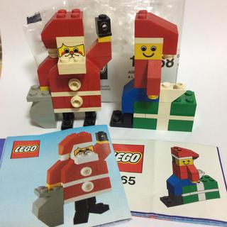 LEGO サンタクロース エルフ クリスマスセット