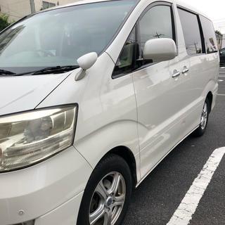 トヨタ - 令和3年2月 アルファード  G AXLエディション 平成18年式 10系 後期