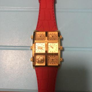 アヴァランチ(AVALANCHE)のavalanche  ice link generation big case(腕時計(アナログ))