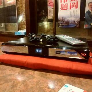 SHARP - SHARP ブルーレイ BD-HDW53  2番組W録 500GB リモ等付き❗