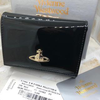 ヴィヴィアンウエストウッド(Vivienne Westwood)のヴィヴィアンウエストウッド 三つ折り財布 新品未使用(財布)