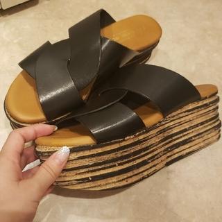 エストネーション(ESTNATION)のエストネーション サンダル 靴(サンダル)