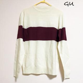 GU - GU ♡ ラインニット