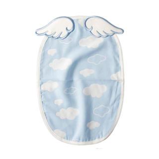天使の羽 汗取りパッド(ブルー雲)