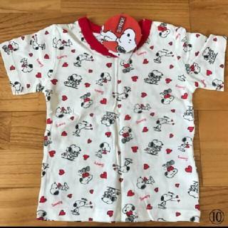 ①スヌーピーTシャツ