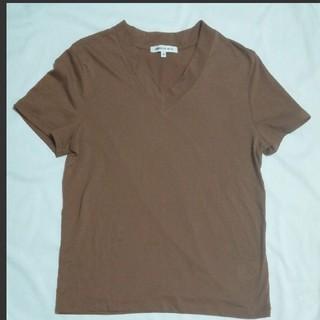 AMERICAN HOLIC Vネック Tシャツ(Tシャツ(半袖/袖なし))