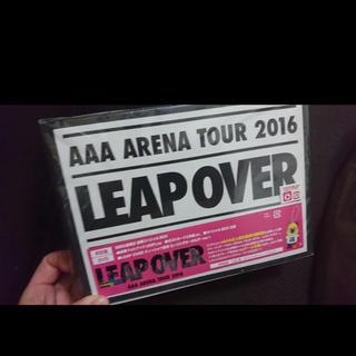 トリプルエー(AAA)のAAA 初回盤DVD LEAP OVER 豪華スペシャルBOX(ミュージック)