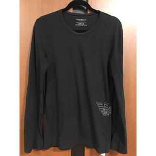 エンポリオアルマーニ(Emporio Armani)のEMPORIO ARMANI 長袖 Tシャツ 値引きok(Tシャツ/カットソー(七分/長袖))