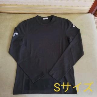 モンクレール(MONCLER)の2019 Sサイズ モンクレール ロンT カーキ(Tシャツ/カットソー(七分/長袖))