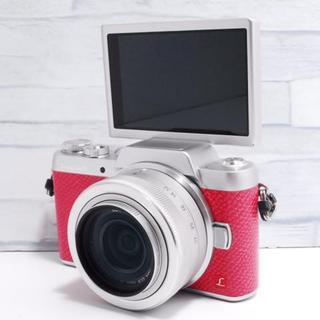Panasonic - ★超かわいい★Lumix GF7 ピンク レンズキット