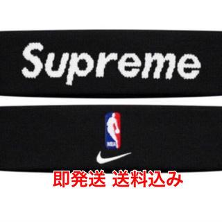 Supreme - Supreme Nike NBA Headband Black