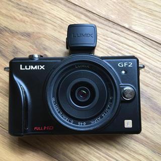 Panasonic - GF2 LUMIX ファインダー付