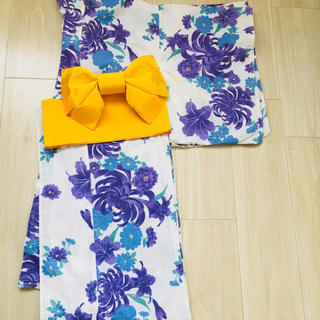 レディース浴衣 2点セット(浴衣)