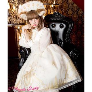 アンジェリックプリティー(Angelic Pretty)のAngelic Pretty Holy Wolf op ボンネット set(ひざ丈ワンピース)