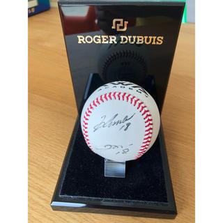 ロジェデュブイ(ROGER DUBUIS)の前田健太 サインボール 野球 プロ野球(腕時計(アナログ))