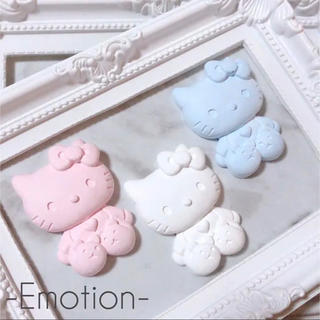 ハローキティ(ハローキティ)の【単品】handmade♥アロマストーン ハローキティ(アロマ/キャンドル)