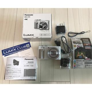 Panasonic - ほぼ新品 パナソニック LUMIX デジカメ DMC-TZ85 4K+光学30倍