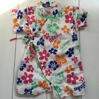 アンパサンド(ampersand)のAMPERSAND 甚平 ロンパース(甚平/浴衣)