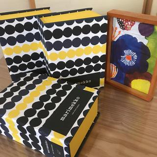 marimekko - マリメッコ  ポストカード 3箱