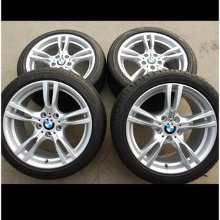BMW - BMW 3・4シリーズ F30・31 純正SS400M 18インチ