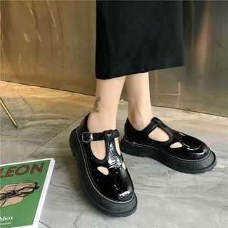 【送料無料】サボサンダル レディース夏 新品学生 人気厚底Mz193(ローファー/革靴)