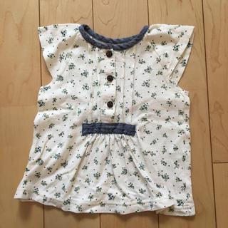 ビケット(Biquette)のキムラタン   ビケット  90cm ナチュラル(Tシャツ/カットソー)