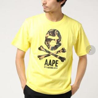 アベイシングエイプ(A BATHING APE)のエイプ(Tシャツ/カットソー(半袖/袖なし))