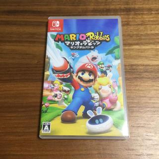 Nintendo Switch - マリオラビッツ キングダムバトル