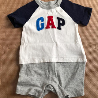 babyGAP 半袖ロンパース