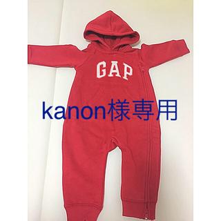 babyGAP - GAP フード付きロンパース