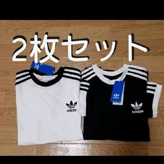 adidas - 2枚組 Tシャツ アディダスオリジナルス