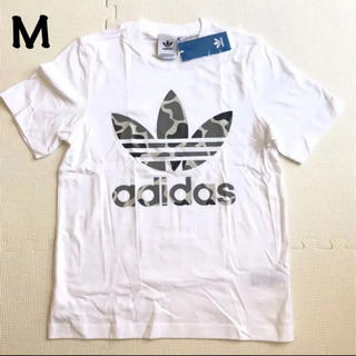 Mサイズ アディダス originals Tシャツ ホワイト