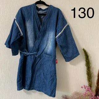 b9a2c9749d120 子供 甚平/浴衣(男の子)(デニム)の通販 87点(キッズ/ベビー ...