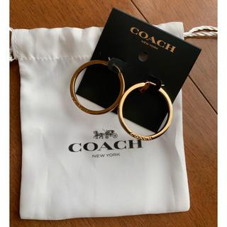 コーチ(COACH)の新品coach🍉ピアス(ピアス)
