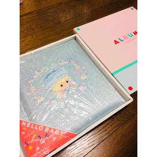 コクヨ - 限定販売❣️オルゴール付きアルバム♡  出産祝い大切なお子様の思い出を