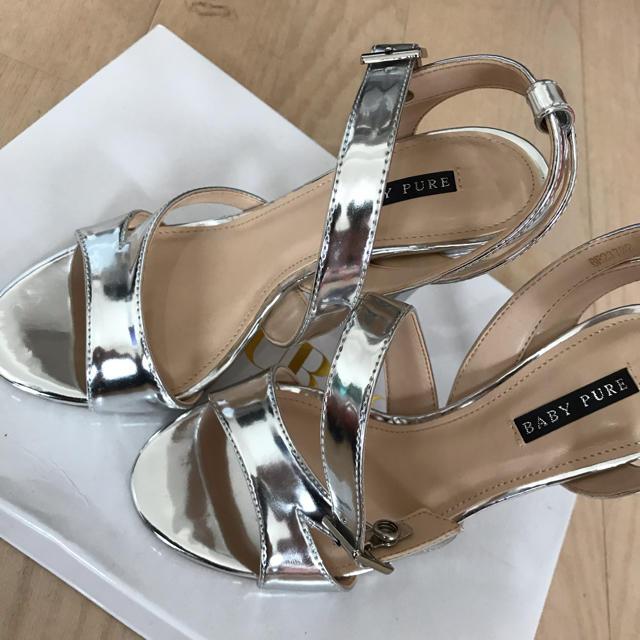 EVOL(イーボル)のイーボル ベイビーピュア 新品 レディースの靴/シューズ(サンダル)の商品写真