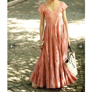 ノーブル(Noble)の【新品タグ付】《WEB・一部店舗限定》MARIHA草原の虹のドレス(ロングワンピース/マキシワンピース)