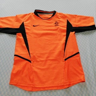 NIKE - 美品 ナイキ オランダ代表ユニフォームTシャツ 140〜152cm