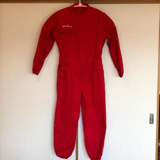 アルファロメオ(Alfa Romeo)の真っ赤なアルファロメオ 作業着(ワークパンツ/カーゴパンツ)