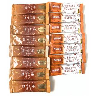 Nestle - ほうじ茶オーレ ほうじ茶ラテ 15本セット