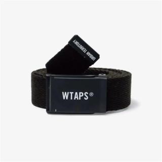 ダブルタップス(W)taps)のWTAPS WEBB 01 / BELT. ACRYLIC 黒(ベルト)