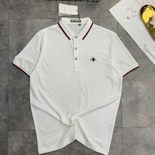 Gucci - メンズ ファッション ポロシャツ シンプル カッコいい 着心地よい  送料無料