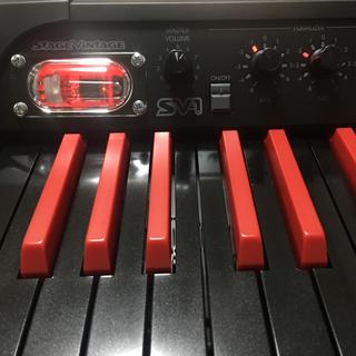 コルグ(KORG)の【送料込・レア!】KORG SV1-73R-BK(reverse)(電子ピアノ)