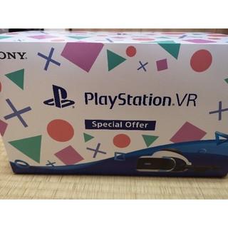 プレイステーションヴィーアール(PlayStation VR)のアメ雑様専用です☆PSVR プレイステーションVR スペシャルオファー(家庭用ゲーム機本体)