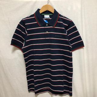 コロンビア(Columbia)のColumbiaメンズポロシャツ ボーダー(ポロシャツ)