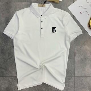 BURBERRY - メンズ ファッション ポロシャツ シンプル カッコいい  送料無料