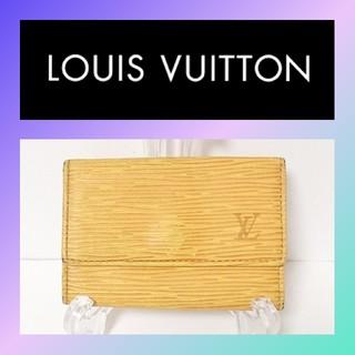ルイヴィトン(LOUIS VUITTON)の【NN】ルイヴィトン キーケース(キーケース)