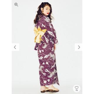 ジュエティ(jouetie)の☆新品☆jouetie☆ジュエティ☆八咫烏浴衣☆(浴衣)