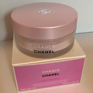 CHANEL - CHANEL シャネル チャンス オータンドゥル  シマリング パウダー